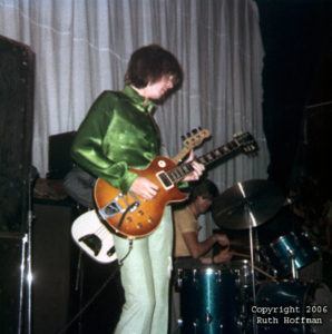 Clapton and the Bluesbreakers - Ruth Hoffman